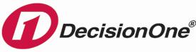 Logo: DecisionOne Corporation