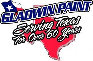 Logo: Gladwin Paint Company