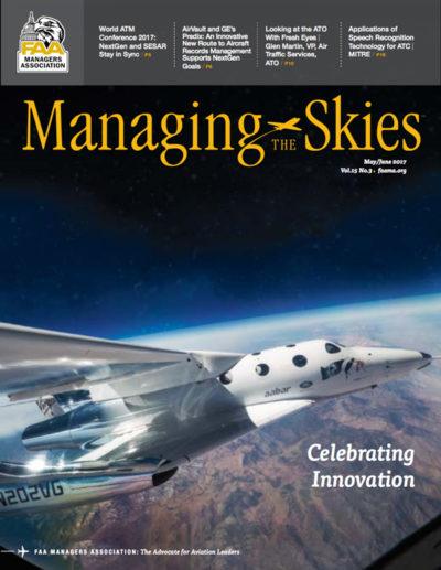 Managing the Skies, May/June 2017