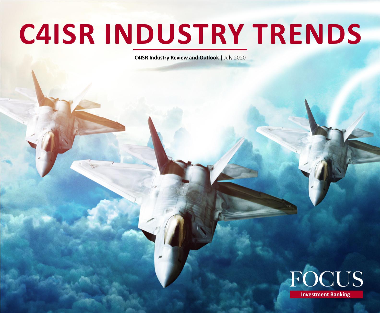 C4ISR Industry Trends - July 2020