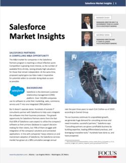 SalesForce Market Insights